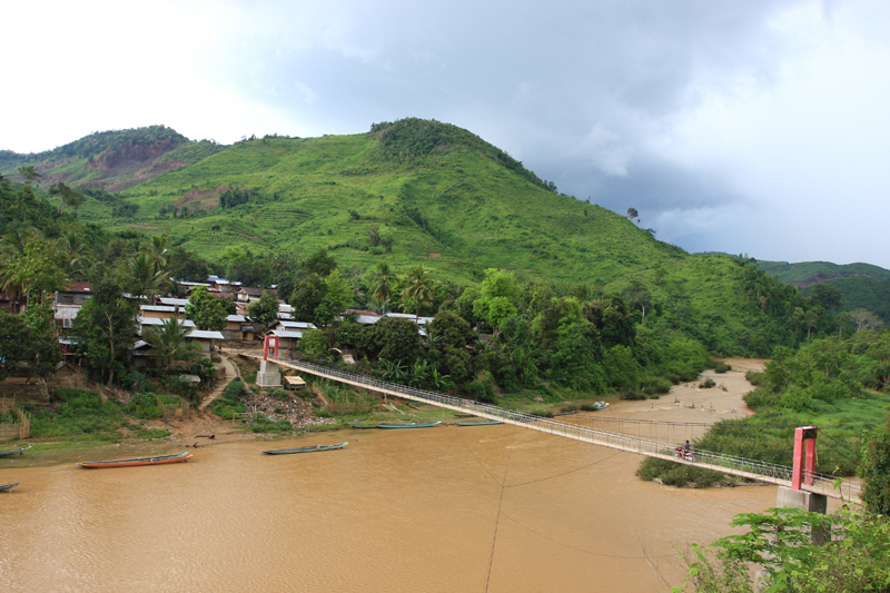 Photo de Muang Khua, Laos