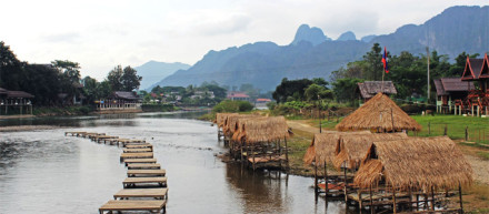 Photo de Vang Vieng, Laos
